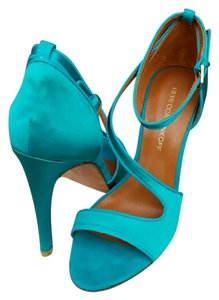 Rebecca Minkoff Turquoise Sandals