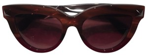 Valentino Valentino Women's Rockstud Cat Eye Sunglasses