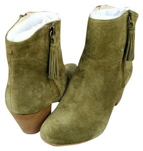 Nine West Olive Green Boots