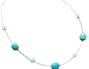 Silpada Retired Silpada Sterling Silver Turquoise Necklace - 50% off