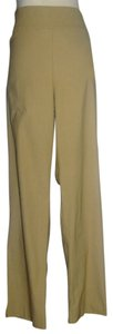 Charter Club Stretch Plus-size Tummy Slimming Trouser Pants Goldnen Tan
