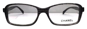 Chanel CH 3211 1263 - GRAY CHANEL TWEED OTICAL GLASSES - FREE 3 DAY SHIPPING
