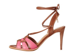 Coach Dahlia/saddle Sandals