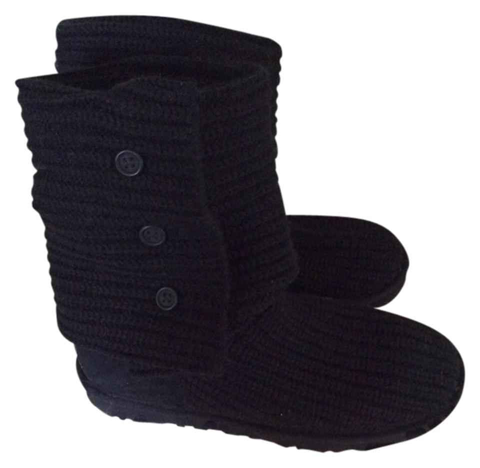 genuine knitted ugg boots