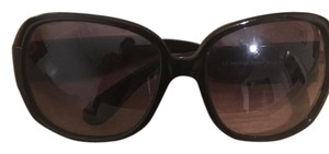 Marc by Marc Jacobs Marc By Marc Jacobs Black Oversized Sunglasses