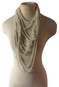Anthropologie Pearl Necklace