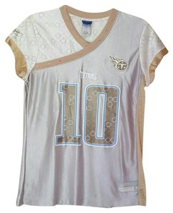 Reebok Jersey Tennessee Top shiny tan