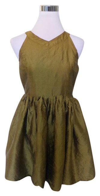 Item - Gold By Anthropologie Short Cocktail Dress Size 8 (M)