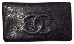 Chanel Classic Chanel Caviar Wallet