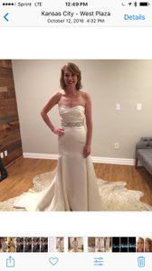 Amy Kuschel Napa Wedding Dress