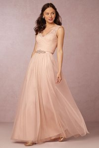 BHLDN Blush Fleur Dress