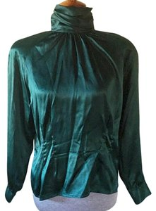 Ivey's Thoroughbred Petites Top Emerald, Green