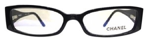 Chanel CH 3094 501 - CUTE BLACK CHANEL OPTICAL GLASSES - FREE 3 DAY SHIPPING