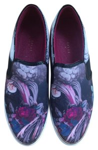 Ted Baker Slip On FLORAL Flats