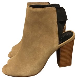 Sole Society Taupe Boots