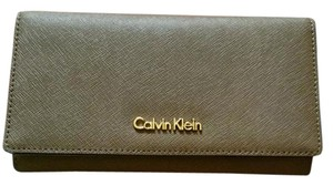 Calvin Klein Natural Clutch