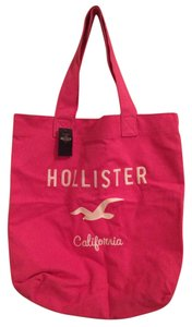 Hollister Tote in Pink