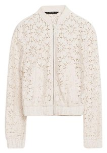 Zara White Jacket