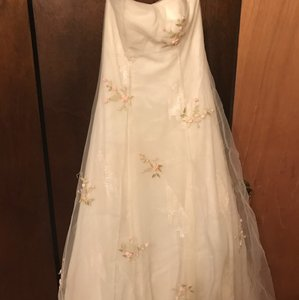 Sue Wong Ivory Gown Wedding Dress