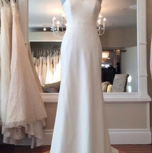 Nicole Miller Bridal Kristen Wedding Dress