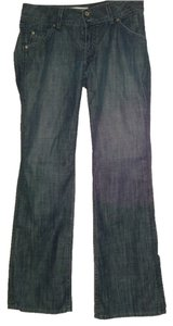 Hudson Jeans Trouser/Wide Leg Jeans-Medium Wash