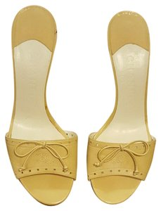 Chanel Beige Classic Nude Sandals