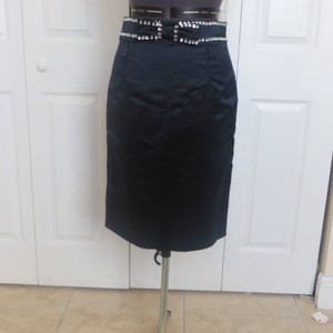 RED Valentino Skirt Navy Blue