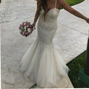 Allure Bridals Allure Couture Wedding Dress Wedding Dress