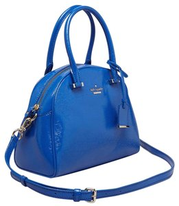 Kate Spade Satchel in orbit blue