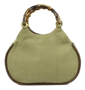Gucci Satchel in green