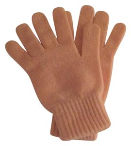 Burberry Burberry Pink Gloves