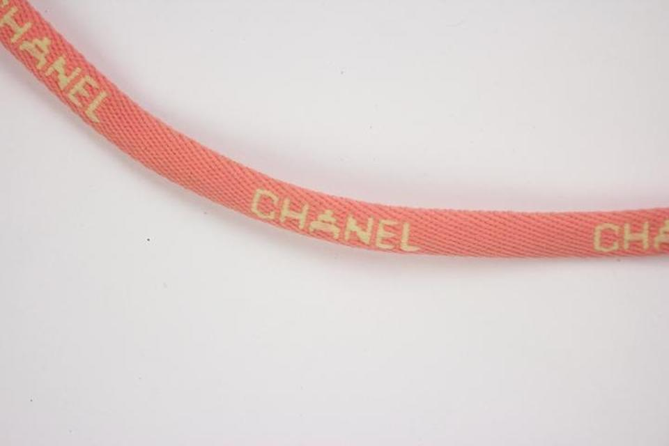 f6899b089b Chanel CC Necklace Yellow Glasses Chain Lanyard String CCTL77 Image 10.  1234567891011