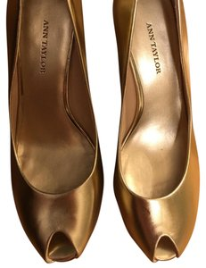 Ann Taylor Gold Formal