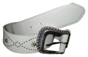 Brighton studded leather