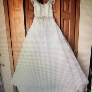 Demetrios Demetrios Ball Gown Wedding Dress