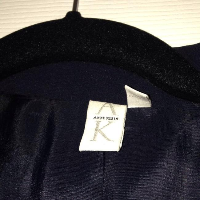 Anne Klein Beautiful Navy Skirt Suit