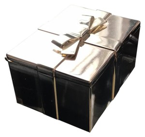 Saks Fifth Avenue Sterling Silver Jewelry Box