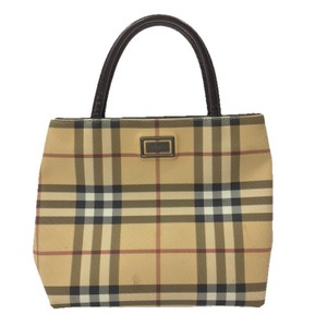 Burberry London Plaid Designer Tote Mini Burberry Baguette