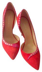 Charlotte Olympia Red Pumps