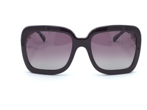 Chanel Chanel Burgundy Bijou Polarized Sunglasses 5335-H-B c.1461/K5 56