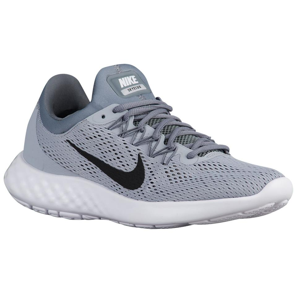 126f3e64bd5c Nike Gray Men s Lunar Skyelux Running New In Box Sneakers Size US 7 ...