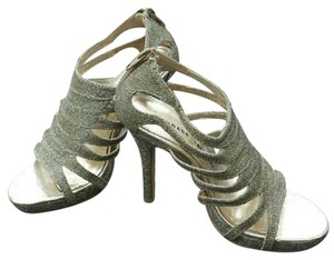 Chinese Laundry High Heels Heels Strappy Heels Gold Pumps