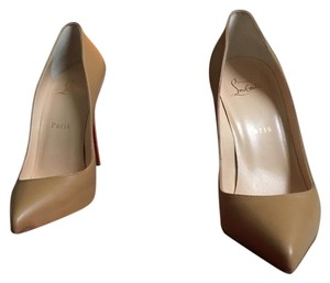 Christian Louboutin Nats(nude) Pumps