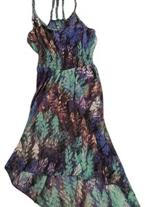 Multi Maxi Dress by Charlie jade