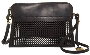 Frye Perforated Cross Body Bag