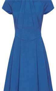 Reiss short dress Blue on Tradesy