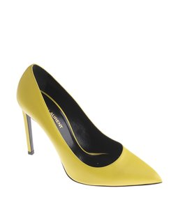Saint Laurent Electric Yellow Pumps