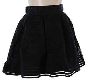Torrid Sexy Plus Plus-size Mini Skirt Black