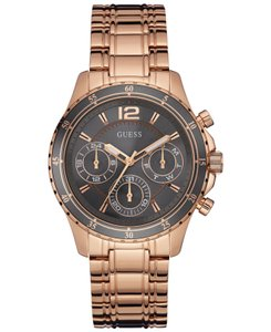 Guess Guess Women's U0639L2 Rose Gold Stainless-Steel Quartz Watch