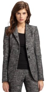 Theory Tweed Grey Blazer